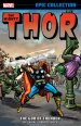 The Mighty Thor: Epic Collection - The God of Thunder TP