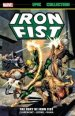 Iron Fist: Epic Collection - The Fury of Iron Fist TP