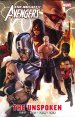 The Mighty Avengers Mighty Avengers: The Unspoken