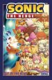 Sonic the Hedgehog Vol. 8: Out of the Blue TP