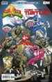 Mighty Morphin Power Rangers / Teenage Mutant Ninja Turtles #5