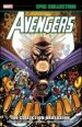 The Avengers: Epic Collection - The Collection Obsession TP