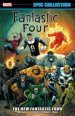 Fantastic Four: Epic Collection - The New Fantastic Four TP