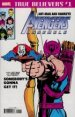 True Believers: Ant-Man and Hawkeye - Avengers Assemble #1