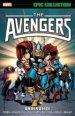 The Avengers: Epic Collection - Under Siege TP