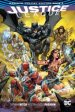Justice League The Rebirth Deluxe Edition Book 3 HC
