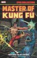 Master of Kung Fu: Epic Collection - Traitors to the Crown TP