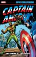 captain america: epic collection - the coming of... the falcon tp