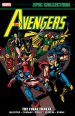 The Avengers: Epic Collection - The Final Threat TP
