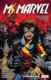 The Magnificent Ms. Marvel by Saladin Ahmed Vol. 2: Stormranger TP