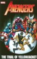 The Avengers: Trial of Yellowjacket TP