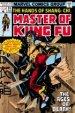Shang-chi Master of Kung Fu Omnibus Vol. 2: Dm Variant Edition HC
