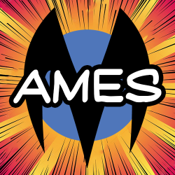 Mayhem Comics - Ames