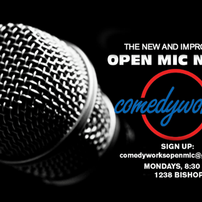 Open Mic at Comedy Works