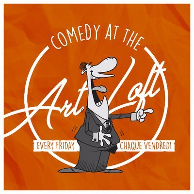 Comedy at the Art Loft