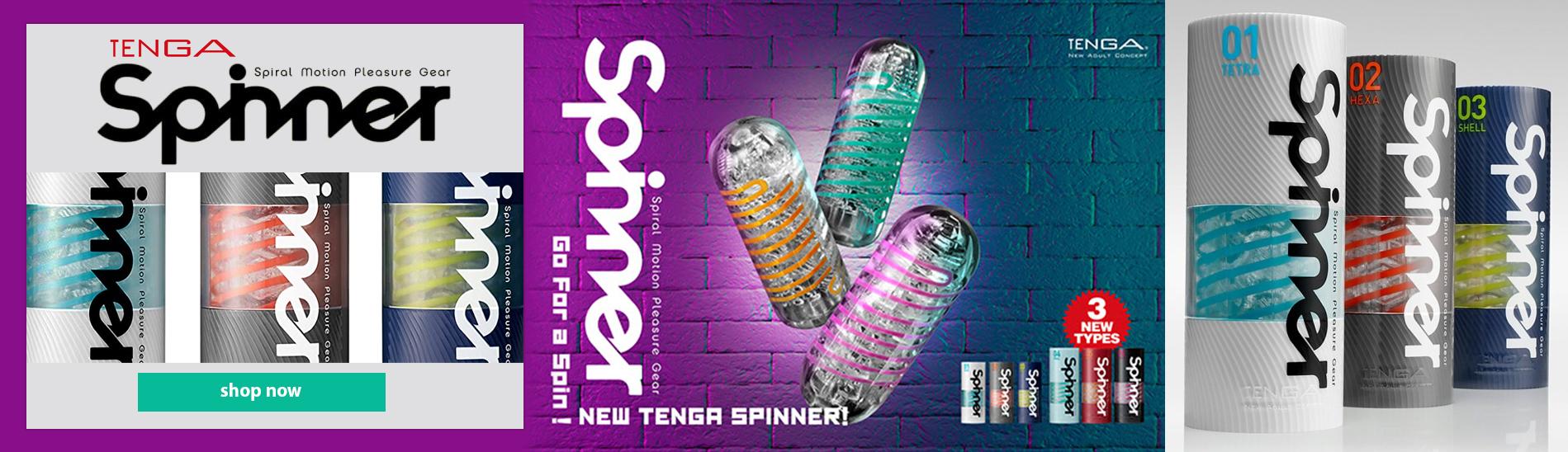 Tenga Spinner