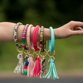Marco Polo Bracelet Key Chain