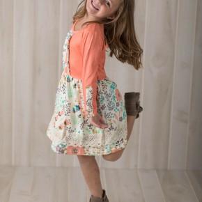 Peach Perfect Dress