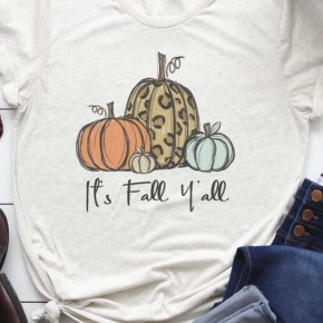 It's Fall Ya'll Tee