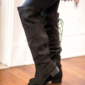Lace Me Up Boot