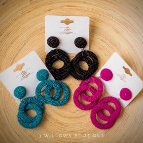 Beads on Beads Earrings