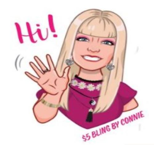 $5 Bling by Connie Lee Guerrero