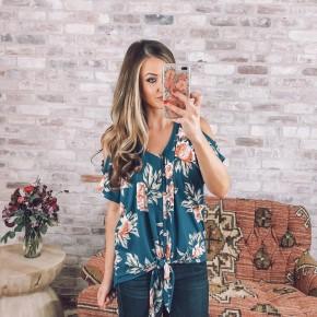 Full Bloom Top..