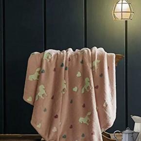 Unicorn Glow Blanket