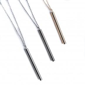 Raise the Bar Necklace - 3 Color Options!