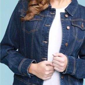 Judy Blue Denim Classic Jacket