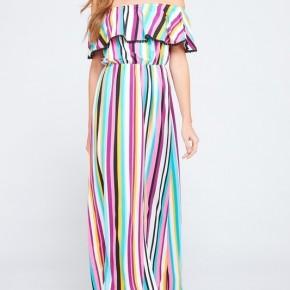 Curvy Summer Bliss Maxi Dress