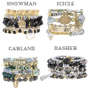 Erimish Bracelet Gift Sets - Standard Sizes