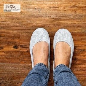 The Storehouse Flats - Platinum: Shimmer Collection *Pre-Order*