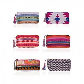 Mystery Colorful Cosmetic Pouches