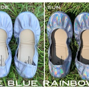 The Storehouse Flats - Ice Blue Rainbow *Pre-Order*