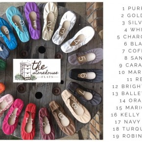 The Storehouse Flats - In Stock Solids