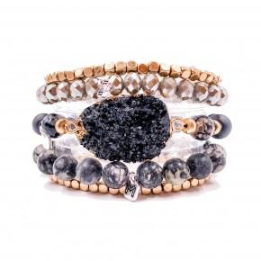 Druzy Bracelet Sets