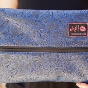 Indigo Nights Makeup Junkie Bags