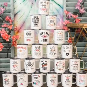 Sassy Sips Travel Mugs