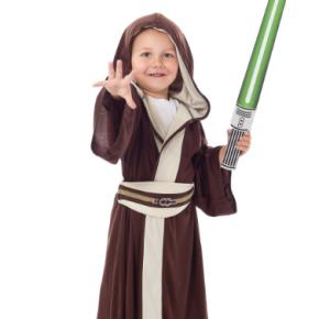Galactic Warrior Kid's Costume