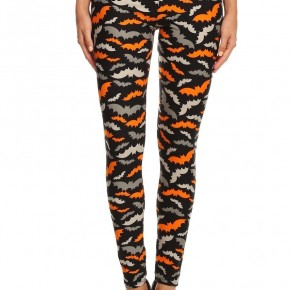 Halloween Bat Leggings