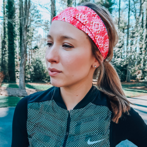 Bold and Fearless Athletic Headband