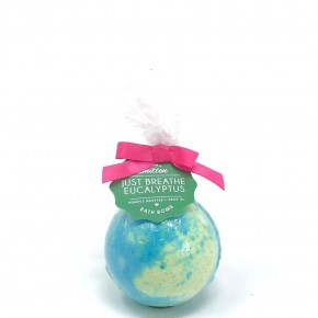 Just Breathe Eucalyptus Bath Bomb