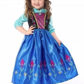 Scandinavian Princess Costume