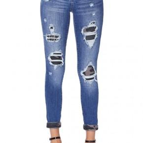 Judy Blue Camo Patch Jeans