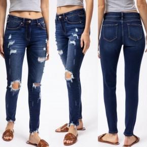 Distressed KanCan Brinley Jeans