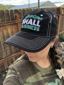 Support Small Business Hat