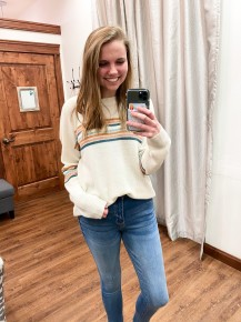 Ready for Spring Sweater