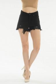 KanCan Black Shorts