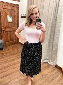 Dancing Dots Skirt